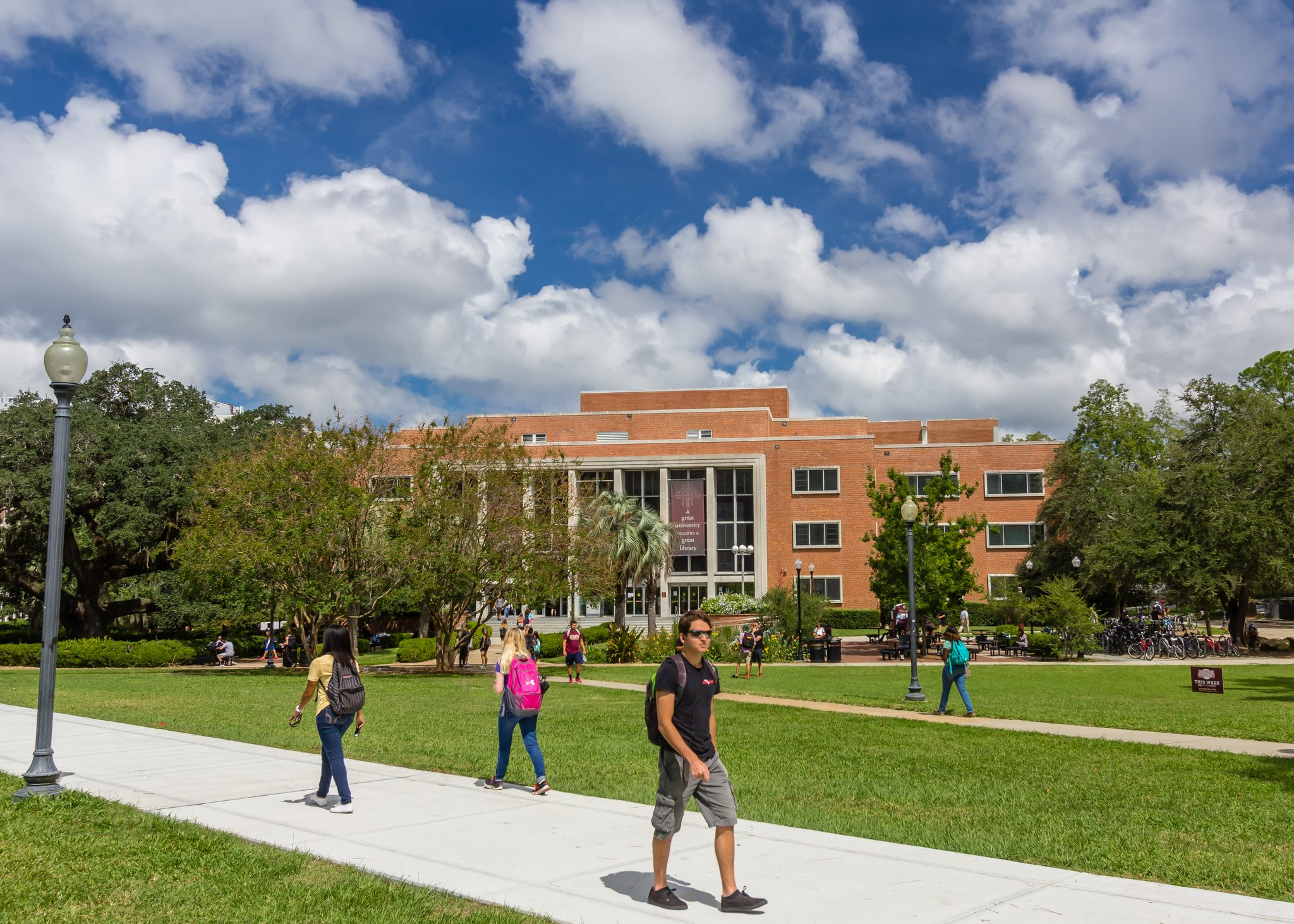 Florida College Campus