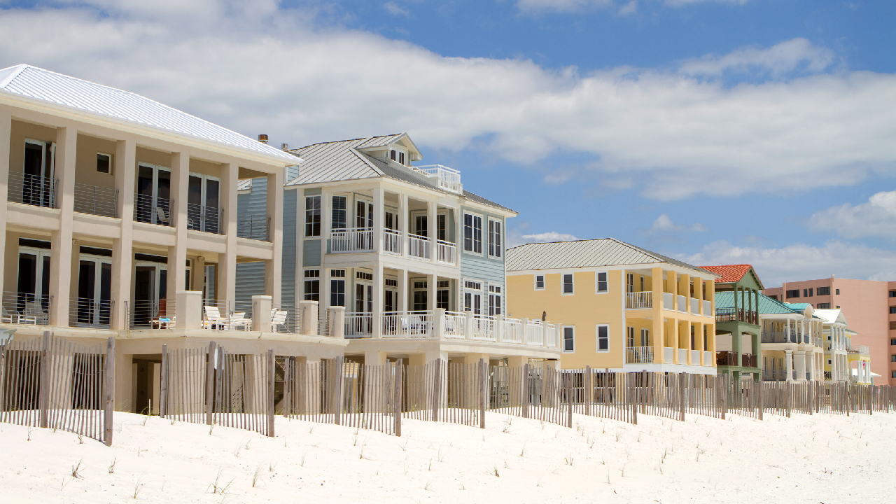 Special Considerations for Second/Vacation Homes